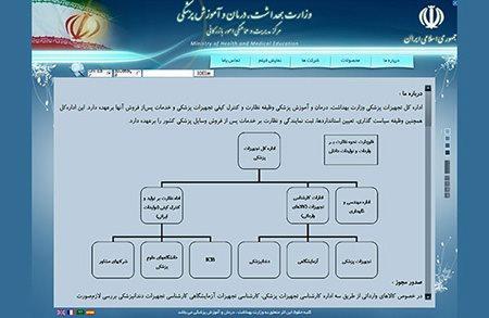 سی دی مالتی مدیا وزارت بهداشت، درمان و آموزش پزشکی